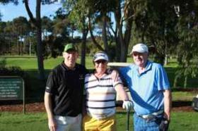 SPBC Golf Day 2013