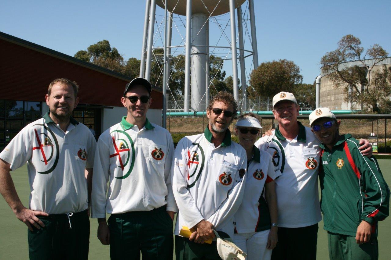 Mandurah APL South Perth Team