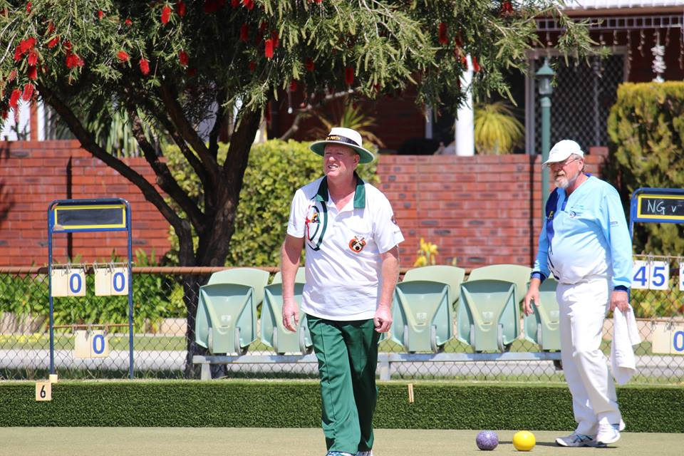 Neale Griffin v Ron Rogers Mt Lawley Consistency Singles 2015