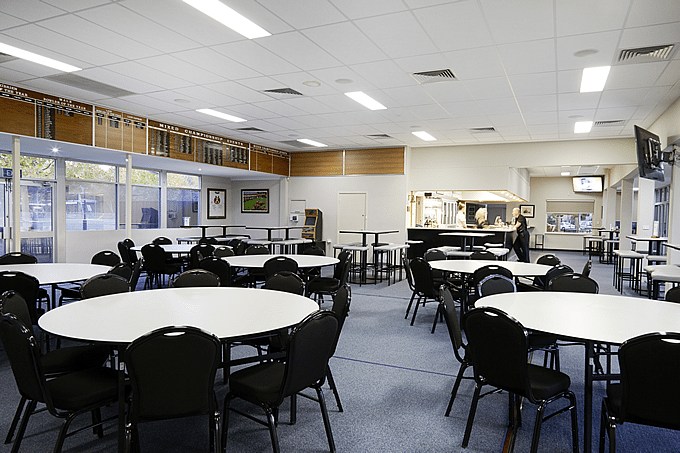 South Perth Bowling Club Functions Room
