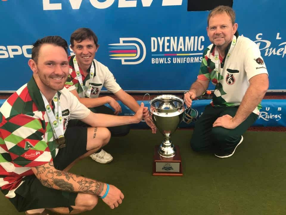 National Champions South Perth